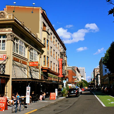 Portland walking food tours