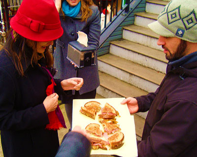 Walking Food Tours Portland